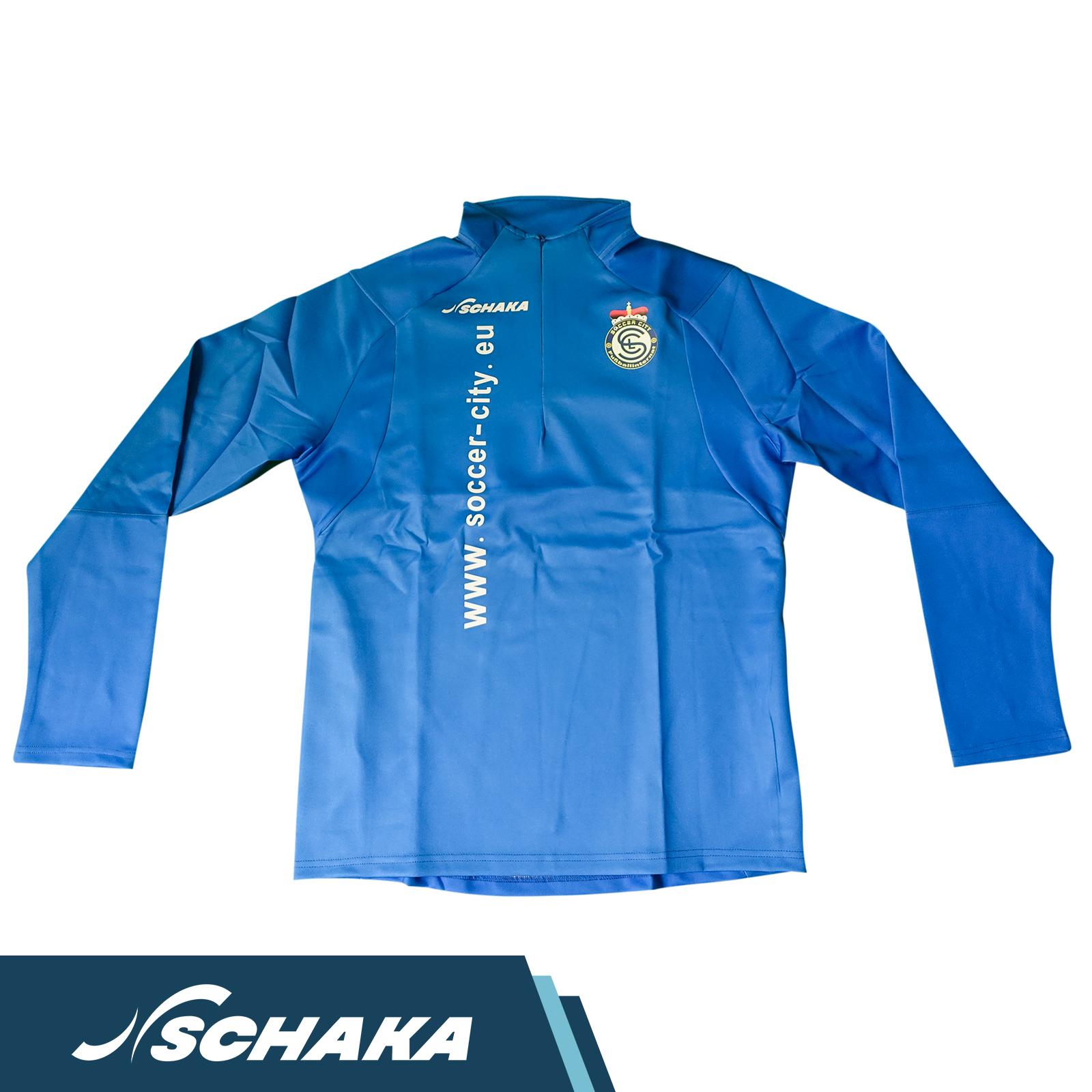 Schaka Zip Top MUA Soccer City Edition