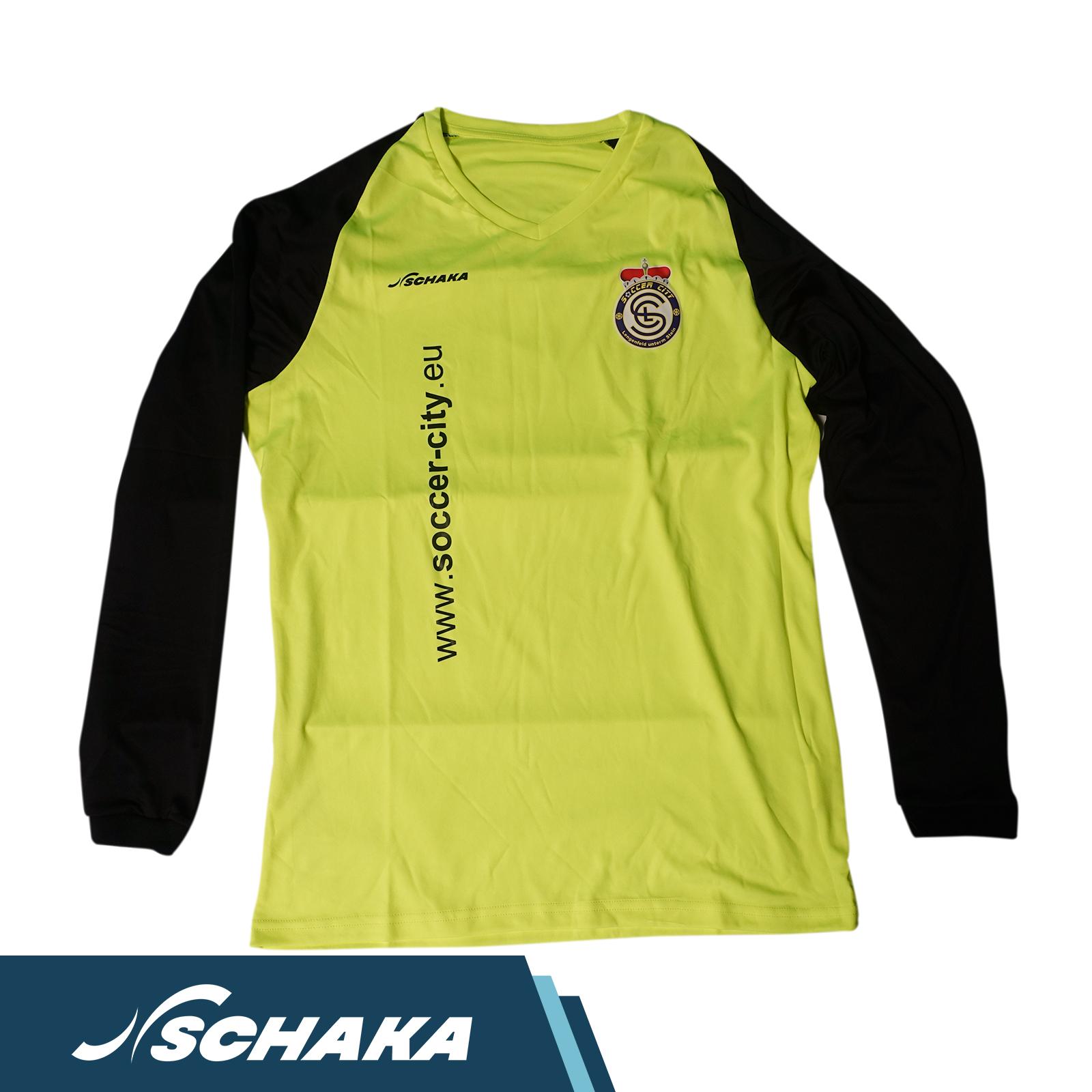 Schaka Goalkeeper Jersey MUA Soccer City Edition