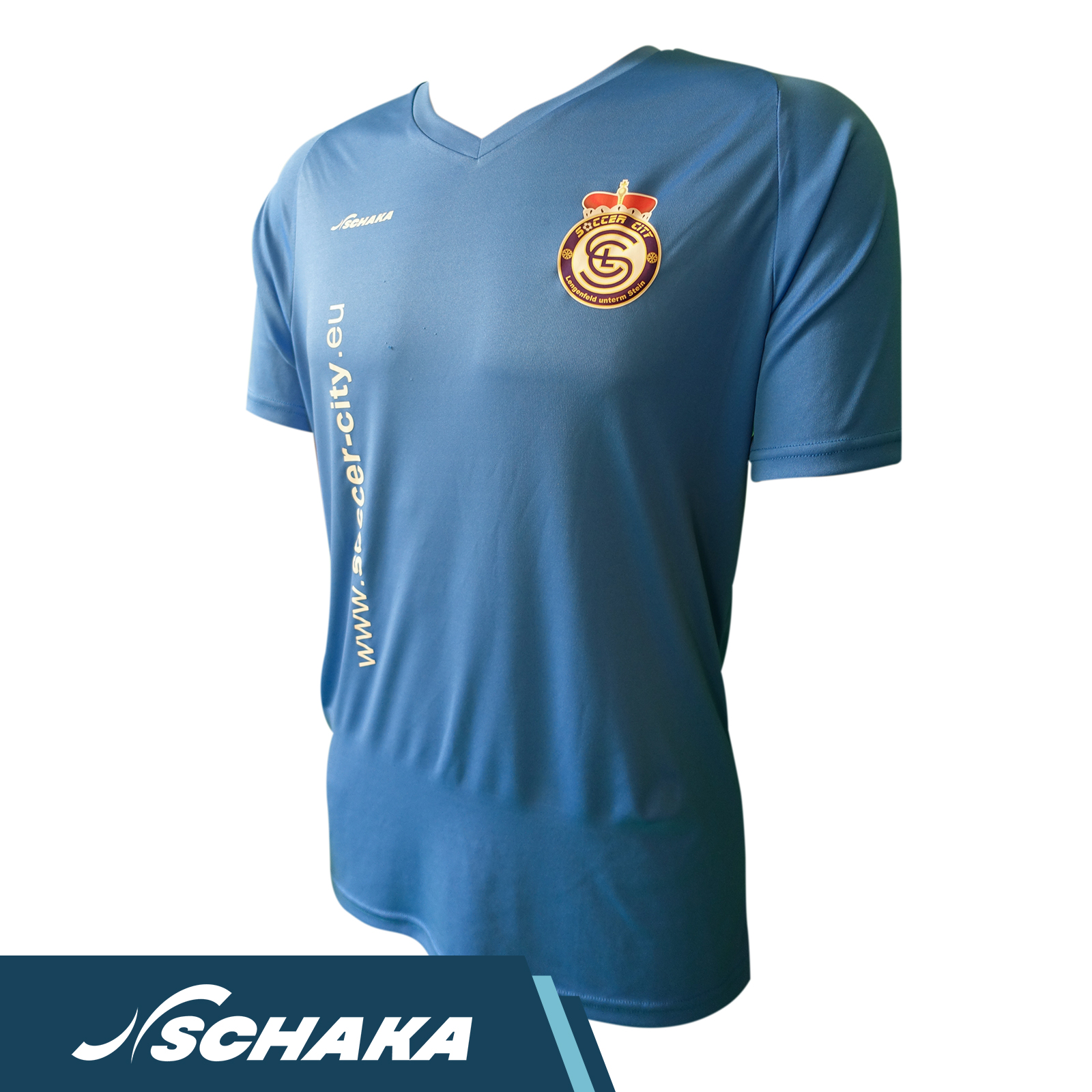 Schaka Jersey MUA Soccer City Edition