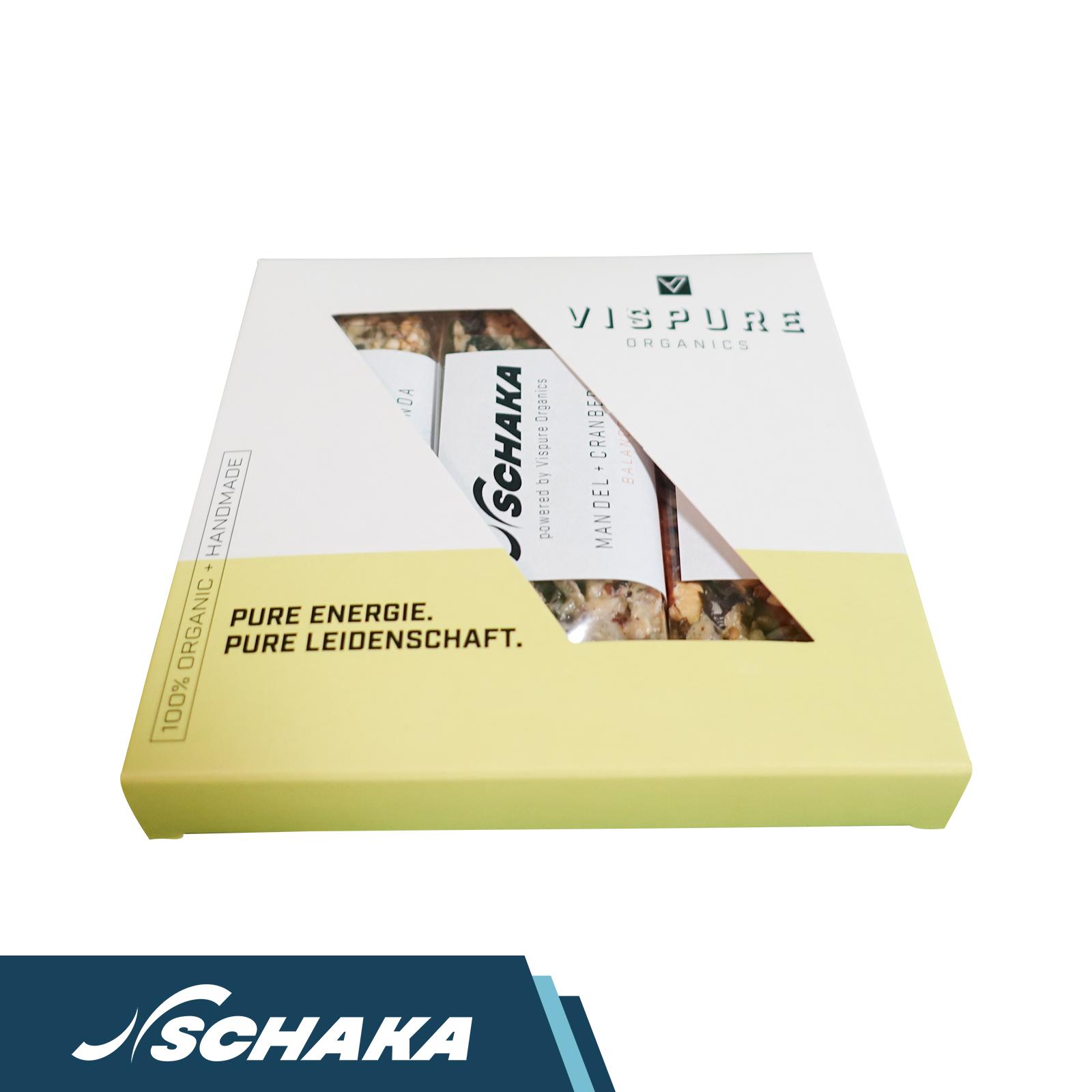 Schaka Sportpower Bars 3er-Vorteilspack