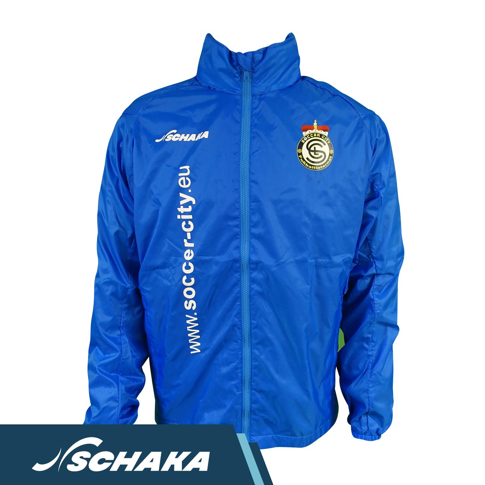 Schaka Rain Jacket MUA Soccer City Edition